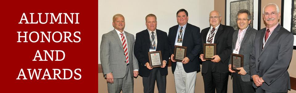 Alumni honors and awards